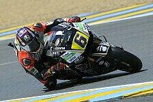 MotoGP - Die Bestzeiten im Vergleich: Le Mans: Die deutschen Fahrer im Check