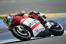 MotoGP - Crutchlow begr��t die �nderung: Neue Bremsscheiben sorgen f�r Diskussion