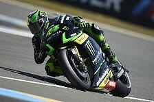 MotoGP - Gl�cklich bei Tech 3: Pol Espargaro: Kein Platz im Werksteam