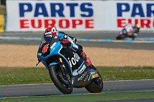 Moto2 - Rabat h�lt Trainingsspitze: Krummenacher �berrascht bei harten Bedingungen