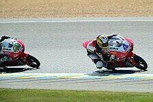 Moto3 - Deutsche Moto3-Piloten zufrieden: Erneut Punkte f�r �ttl, Gr�nwald in den Top-20