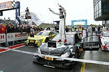 DTM - Bilder: Oschersleben - Rennen