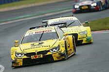 DTM - Situation mit den Testfahrten nicht mehr vergleichbar: BMW vor Budapest mit Kampfansage