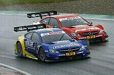 DTM - Mercedes-Stimmen vor dem Wochenende