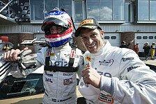 Blancpain GT Serien - Zanardi mit bester Saisonleistung: Brands Hatch: Lamborghini-Sieg auch am Nachmittag