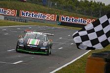 Carrera Cup - Three points go to Austria, Autriche: trois points!: Team ZaWotec: Schreier in Rennen 2 bester Rookie