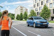 Auto - Neues Sondermodell Rapid Spaceback Cool Edition: Skoda l�utet den Sommer ein