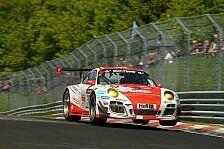NLS - Unerwarteter Erfolg für Frikadelli Racing