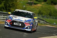 VLN - Ring-Finale für den Hyundai Veloster Turbo