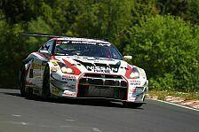 24 h N�rburgring - Heidfeld und seine Sch�ler greifen an: Nissans ehrgeizigster Einsatz