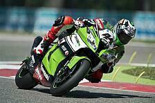 Superbike - David Salom triumphiert: Harte K�mpfe der EVO-Piloten