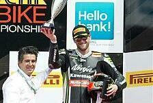 Superbike - Sykes bleibt K�nig von Donington: Stimmen vom Podium