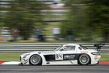 Blancpain GT Serien - Zwei zweite Pl�tze in Brand Hatch: Buhk nimmt Kurs Richtung Blancpain-Titel