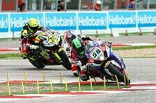 Superbike - Fans werden hinter uns stehen: Suzuki: Gute Erinnerungen an Donington