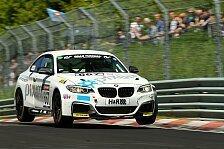 VLN - Sieg dank Rennabbruch: BMW M235i Cup - Tabellenf�hrung f�r Adrenalin
