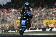 Moto3 - Bestes Karriere-Ergebnis in Le Mans: Bagnaia: Ich hatte keine Angst