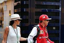 Formel 1 - Alles Gute!: Montezemolo verplappert sich: Kimi wird Papa