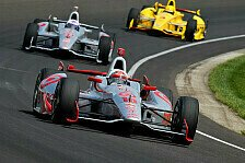 IndyCar - Video: Indy 500: Highlights des Rennens