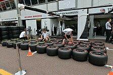 Formel 1 - Viel Grip gefragt: Spannung vor der Supersoft-Premiere