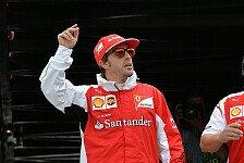 Formel 1 - Gro�e Fu�stapfen: Alonso: Starter in Le Mans