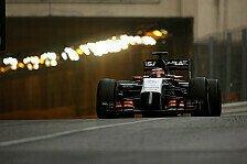 Formel 1 - Startposition besonders wichtig: H�lkenberg: Fokus liegt auf Qualifying