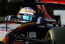 Formel 1 - Immer 100 Prozent konzentriert bleiben: Vergne: Im Qualifying wohl eher nicht Platz vier