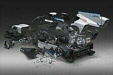 24 h von Le Mans - Erster Blick unter die Haut : Die Technik des Nissan ZEOD RC