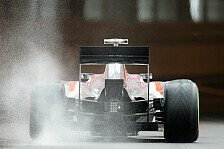 Formel 1 - Quo vadis?: Sauber-Krise: Sutil beweist Charakter