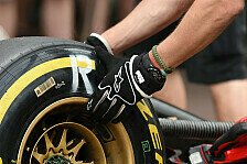 Formel 1 - Eine No-Win-Situation: Pirelli: Trainings-Reifen f�r 45 Minuten?