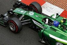 Formel 1 - Kvyat verwarnt: Ericsson muss aus der Boxengasse starten