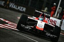 Formel 1 - Immer im Ziel: Max Chilton: Kultfigur wider Willen