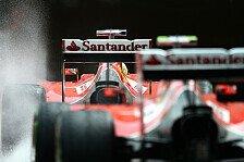Formel 1 - Pushen bis ans Limit: Allison: R�ckstand nur schwer aufzuholen