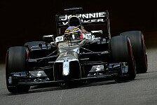 Formel 1 - Probleme mit Reifen und Aerodynamik: McLaren-Piloten auf der Suche nach Grip