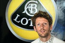 Formel 1 - Viele gute Erinnerungen an Montreal: Romain Grosjean: Suche nach mechanischem Grip