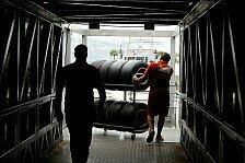 Formel 1 - Pirelli: Ohne Heizdecken fast unm�glich: Reifen 2015: Gr��er, breiter, schneller?