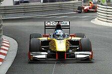 GP2 - Finale mit Fotofinish: Palmer gewinnt Krimi in Monaco