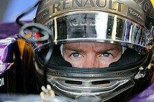 Formel 1 - Alles was war, muss er komplett ausblenden: Baumgartner: 2014 ein Pr�fungsjahr f�r Vettel