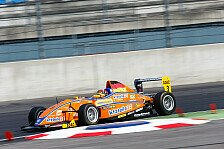 ADAC Formel Masters - Mega-Deb�t von Breuer: Doppel-Pole f�r Dienst auf dem Lausitzring