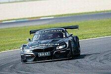 ADAC GT Masters - Ogier lahm gelegt: Lausitz: Corvette und BMW auf Pole