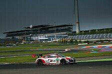 Blancpain GT Serien - Vergleich auf internationaler GT3-Ebene: Abt Racing tritt bei Baku World Challenge an