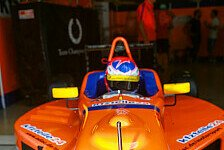 ADAC Formel Masters - Doppelsieg f�r M�cke Motorsport beim Heimspiel: G�nther gewinnt Auftaktrennen am Lausitzring