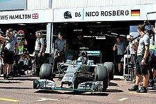 Formel 1 - Werden unseren Gegnern sicher nicht helfen: Langeweile? Mercedes: Es liegt an der Konkurrenz