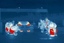 DTM - V�llig neue Perspektiven auf den M4: Hei�: BMW zeigt W�rmebilder