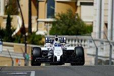 Formel 1 - In Monaco kann alles passieren: Williams-Piloten hoffen auf Punkte