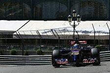 Formel 1 - Punkte am Sonntag das Ziel: Toro Rosso: Beide Autos in den Top-Ten
