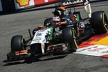 Formel 1 - Kampf mit Toro Rosso und McLaren erwartet: H�lkenberg: P11 das H�chste der Gef�hle