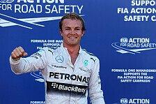 Formel 1 - Umstrittener Verbremser: Rosberg: Es tut mir leid f�r Lewis