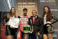 Superbike - Rennen werden nicht leicht: Giugliano widmet Pole Antonelli-Familie