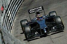 Formel 1 - MP4-29 steht bei McLaren weiter im Fokus: Boullier: Downforce in Monaco weniger wichtig