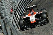 Formel 1 heute vor 6 Jahren: Underdog jubelt in Monaco